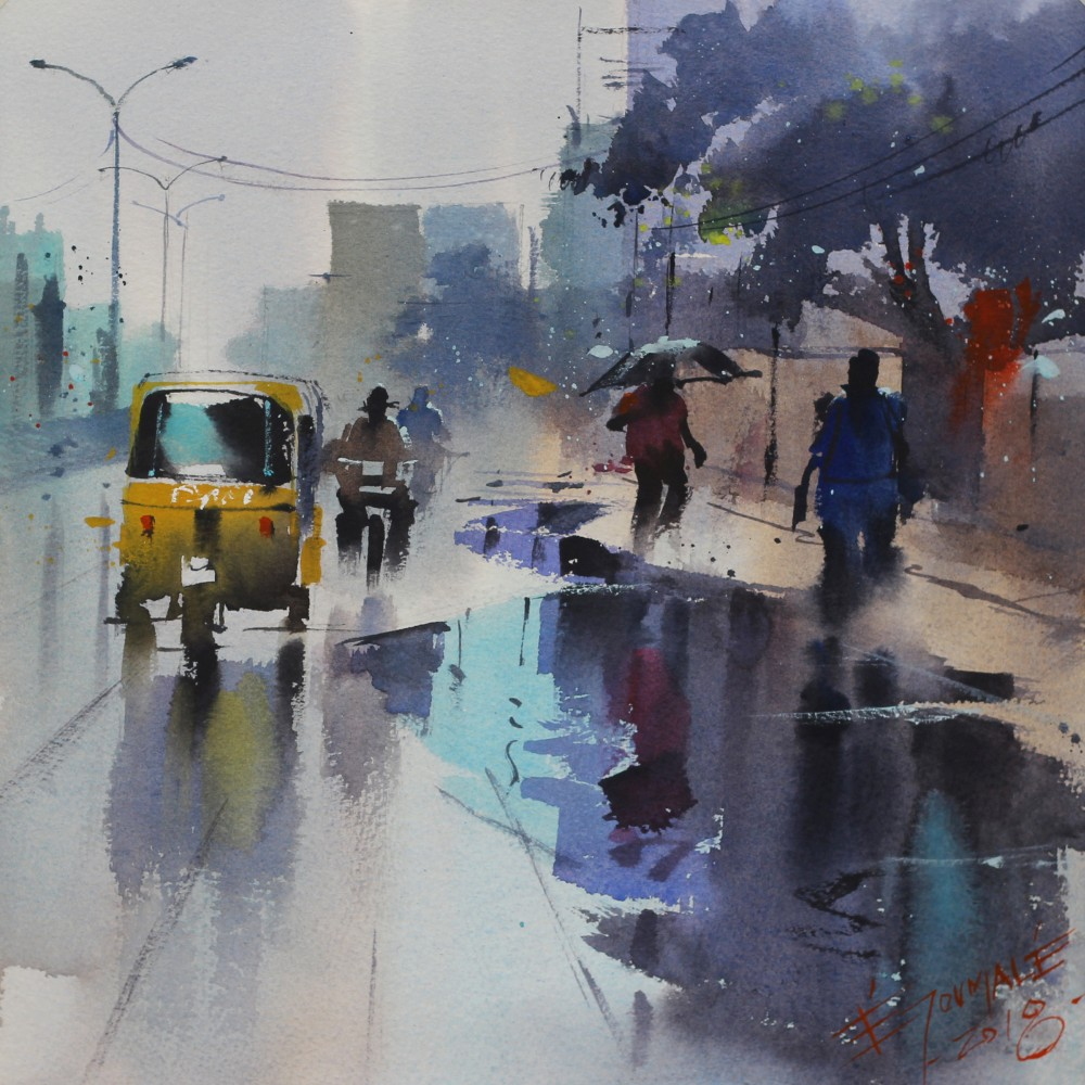 Monsoon - Ejoumale Djeramin