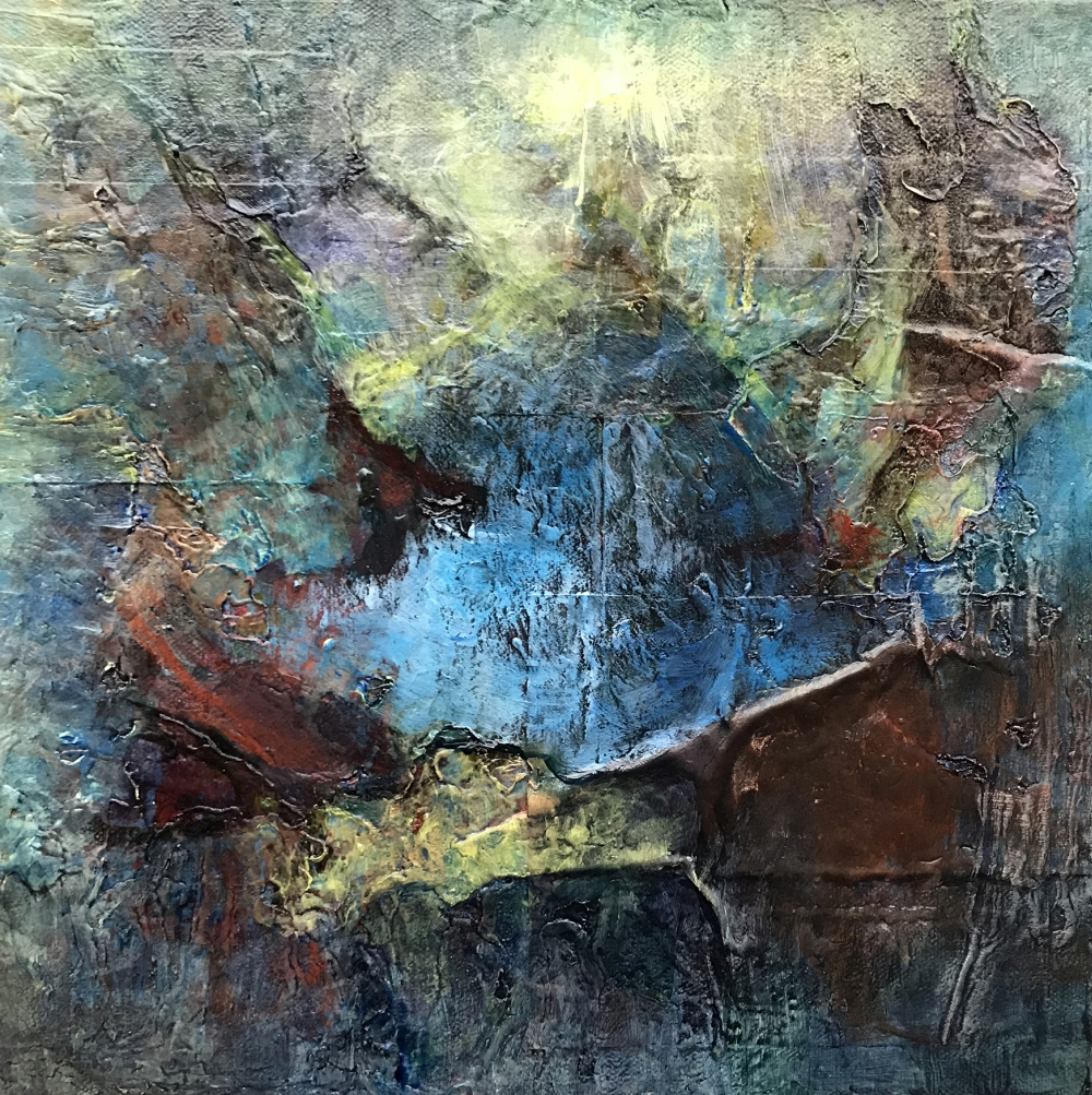 Land Formations Series (Remnant) - Erin Schalk