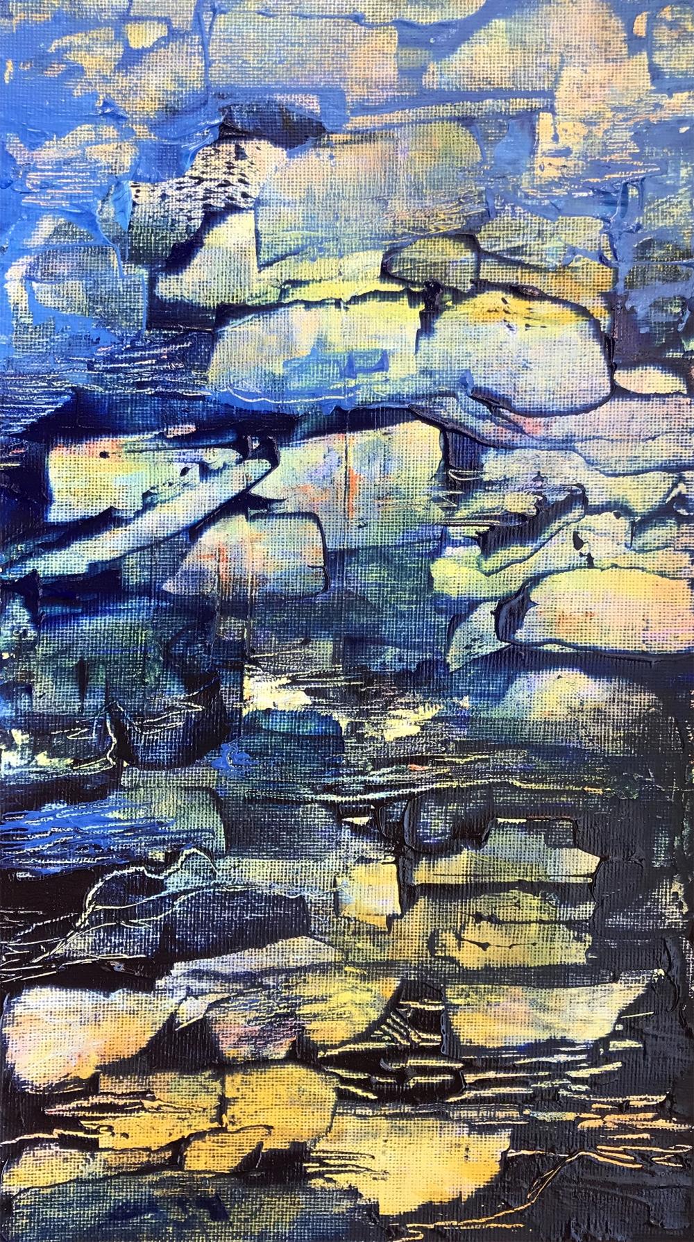 Land Formations Series (Riverbed) - Erin Schalk