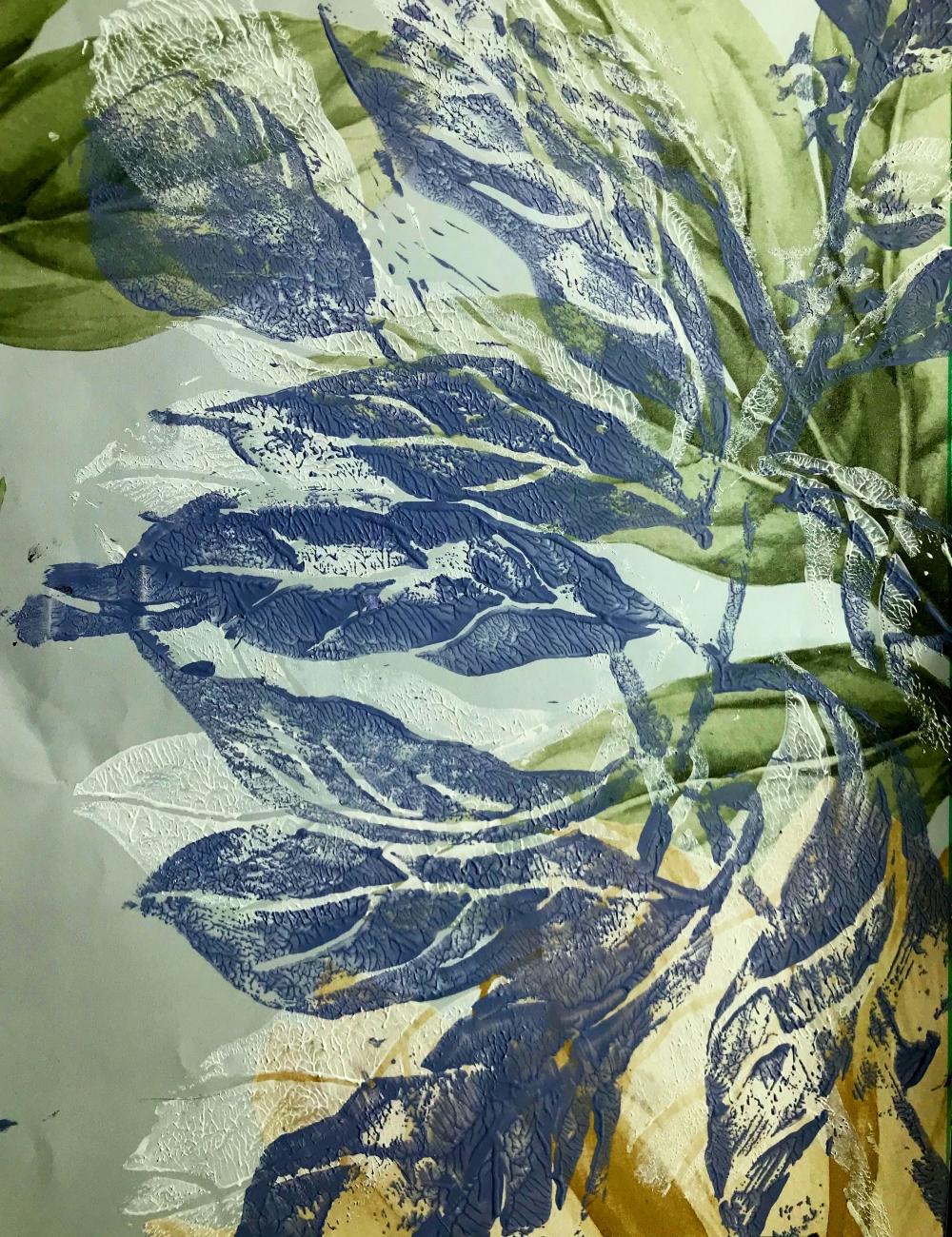 Floral 53 - Cynthia Yatchman